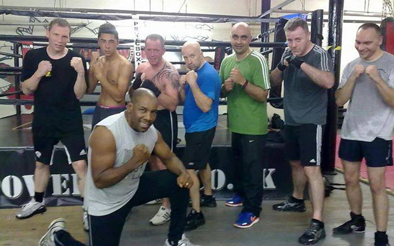 Personal Training ran by Bobbi-Joe in his Manchester gym.